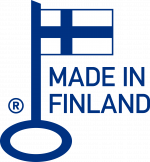 Helping Hands avainlippu Made in finland